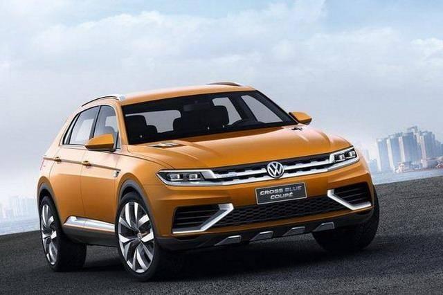 预计2019年亮相 大众或将推全新途观Coupé车型