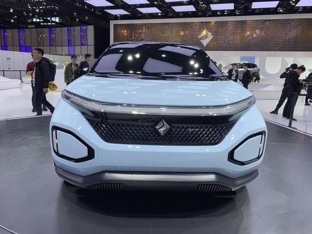 车展探营:全新设计风格 宝骏RM-C概念车