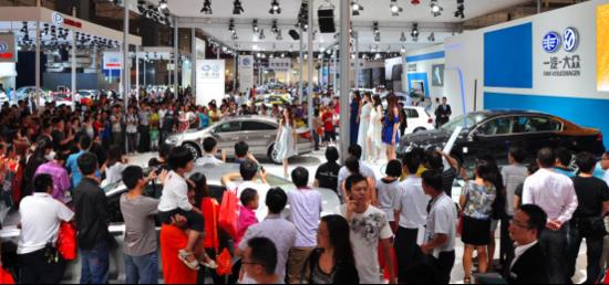 汽车品牌车展纷纷亮牌 细数2019东莞春季国际车展亮点奇招