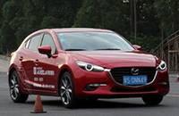新Mazda3 Axela昂克赛拉场地试驾体验