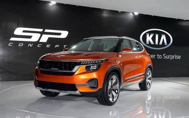 或2019年正式上市 起亚SP概念车全球首发