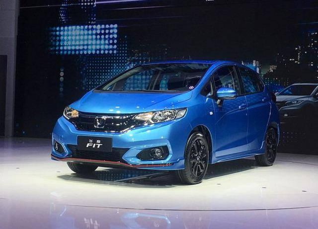 增加运动版车型 新款国产飞度正式亮相