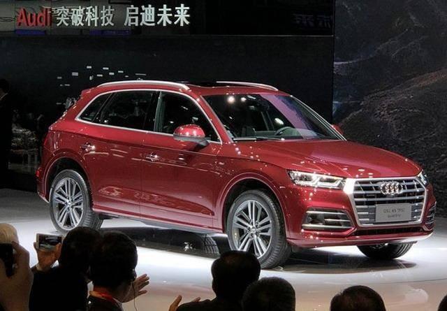 国产全新一代奥迪Q5L发布 豪华SUV销量王归来