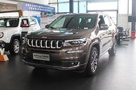 为中国而来的专业级高端SUV 静态体验Jeep大指挥官