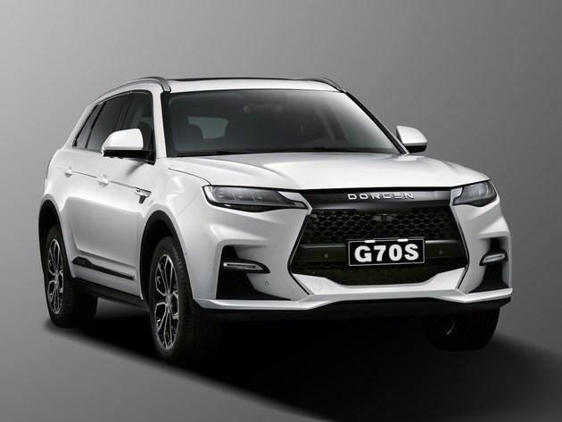 大乘汽车品牌正式发布 G70s/G60s/E20首发亮相