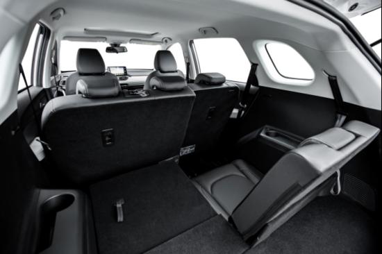 宝骏530七座版车型上市 优享实用第三排