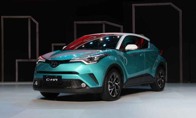 全球战略潮流SUV--- 广汽丰田C-HR越级而生