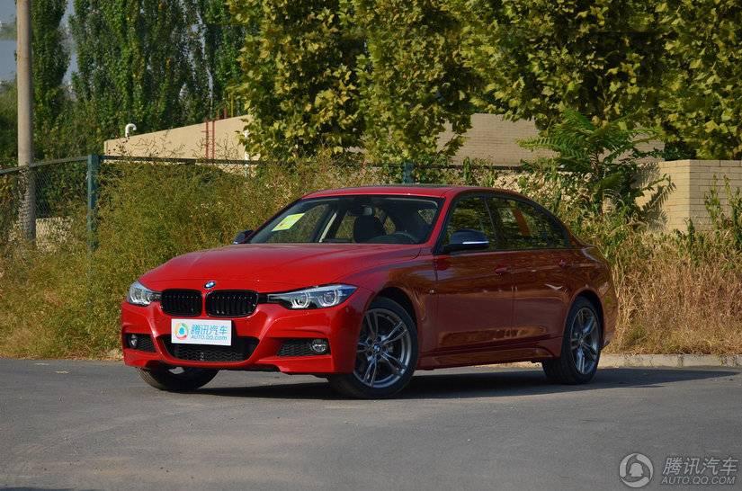[腾讯行情]佛山 宝马3系购车起售28.8万