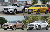 20多万变身高富帅 4款豪华品牌SUV推荐