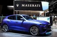 个性化定制展现独特意式魅力--玛莎拉蒂定制版Levante亮相日内瓦车展