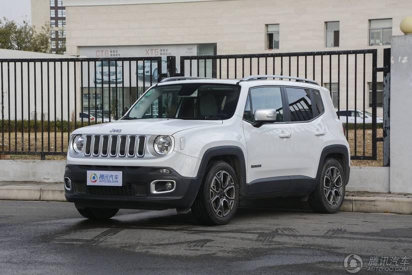 [腾讯行情]佛山 Jeep自由侠促销降2.23万