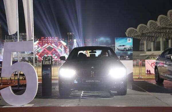 顺德合宝全新BMW 5系音乐会圆满落幕