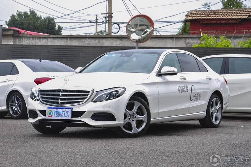 [腾讯行情]佛山 奔驰C级店内钜惠8.5万元