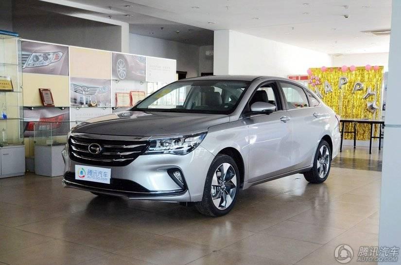 [腾讯行情]佛山 传祺GA4购车起售7.38万元