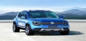 大众入门级SUV车型 Taigun概念车将量产