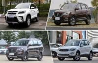 只选自动挡预算八万买优质紧凑级SUV
