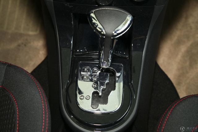 推荐车型:东风日产骐达