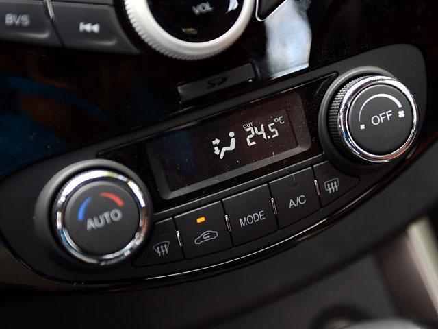 海马s5汽车空调控制器上显示室外温度37度 空调不工作图片