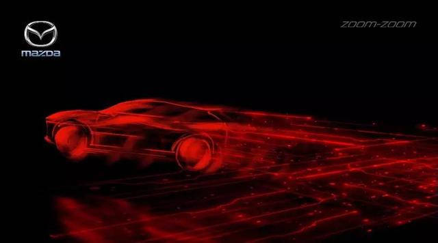 未来派轿跑SUV 马自达CX 4开启SUV 3.0时代高清图片