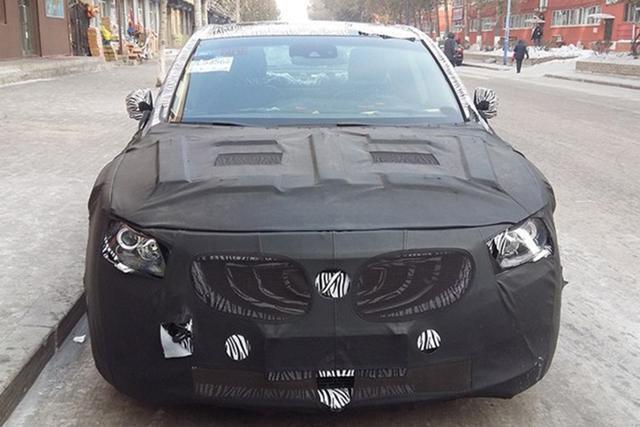 吉利新款博瑞将年内上市 或将取消3.5L车型