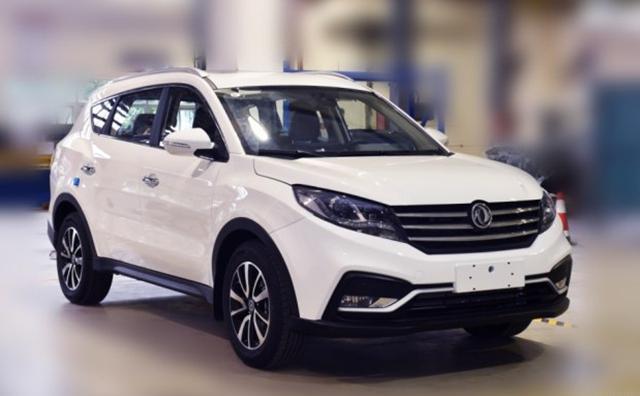 风光580新增车型上海车展亮相 或为运动版