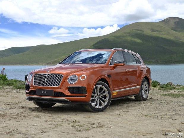 宾利将打造纯电动SUV 最快2020年推出