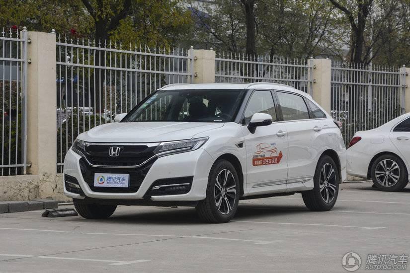 [腾讯行情]广州 本田UR-V购车优惠5000元