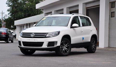 产品力强还有优惠 合资紧凑级SUV推荐