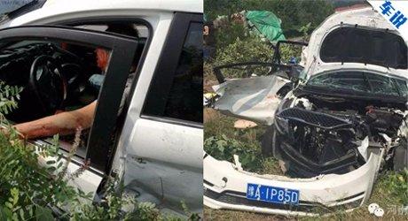 车说第133期:车毁人亡 安全气囊未弹出?