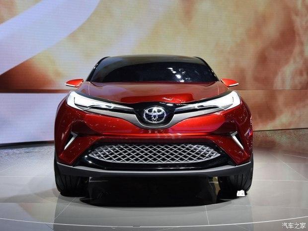 2018年年中投产 曝一汽丰田小型SUV信息