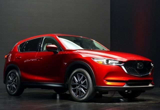 长安马自达将推7座紧凑型SUV 基于全新CX-5