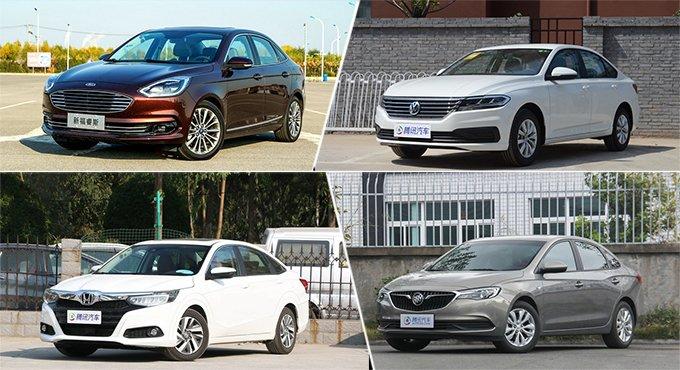 四款专为中国打造的特供车 想卖不好都难