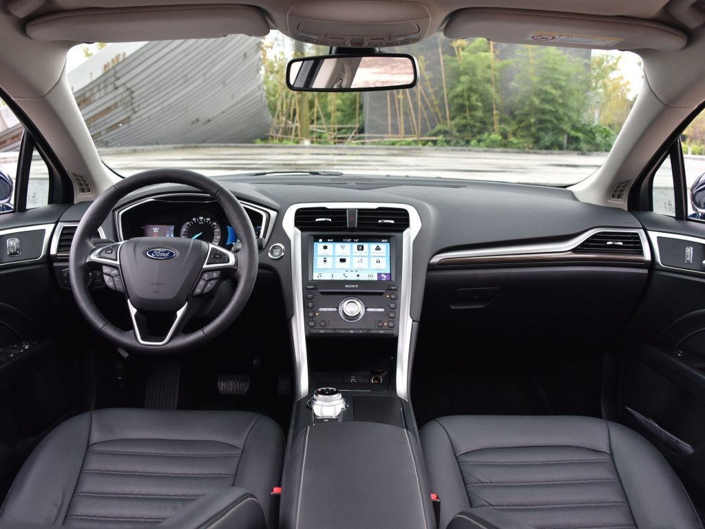 蒙迪欧 2013款 1.5L GTDi 180时尚型