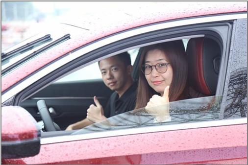 东成西就 征战八方 2019东风标致科技驾控体验营激情启程