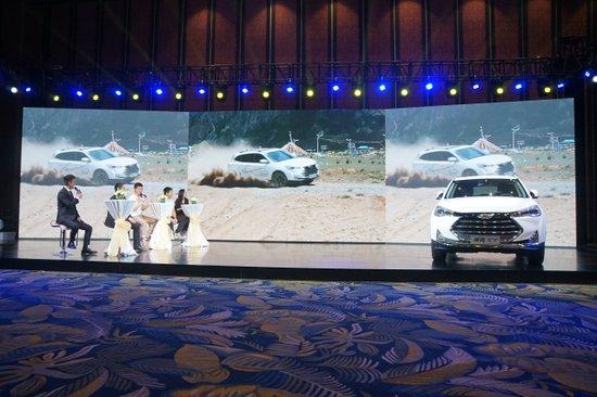 引领紧凑型SUV升级新趋势,瑞风S7正式登陆广东市场