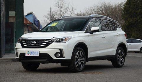 自主品牌中流砥柱 热销紧凑型SUV推荐