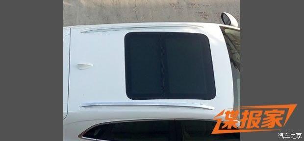 宝沃BX5 1.4T车型申报信息曝光 150马力