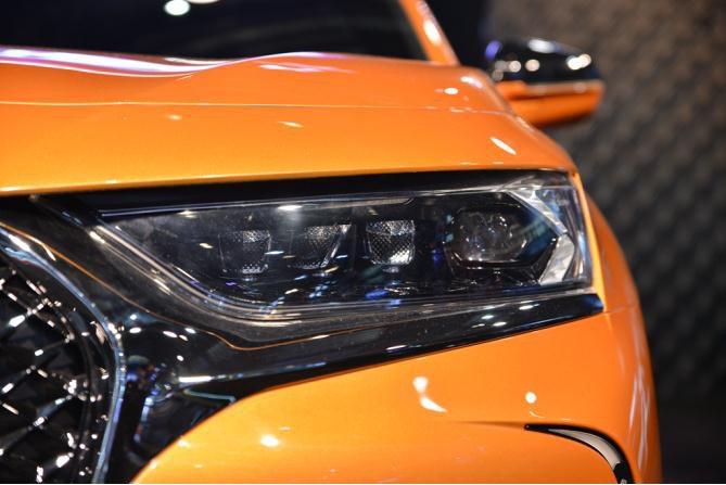 DS上海车展动作不断 新车及限量版车型发布