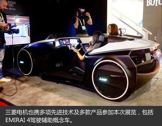 除了扎堆的自动驾驶  CES上还有哪些黑科技?