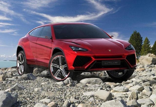 兰博基尼Urus确定将推出插电式混动版车型