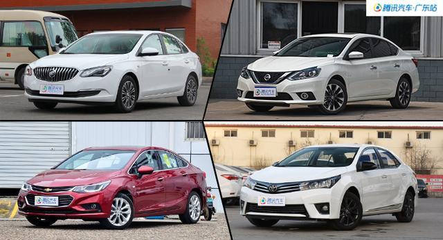 [导购]经济适用车型 轩逸/卡罗拉降2.8万