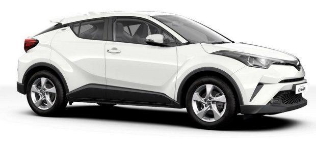 丰田小型SUV国内谍照 2018年国产上市