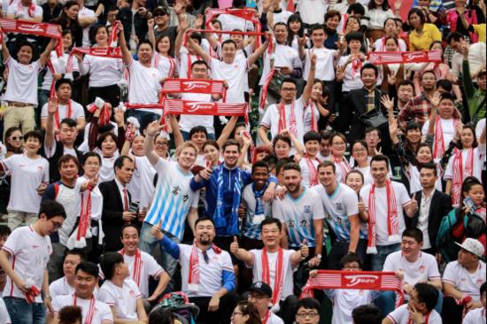 龙星行集团携手富力集团助力德国国家队驰骋赛场 一大波福利即将来袭