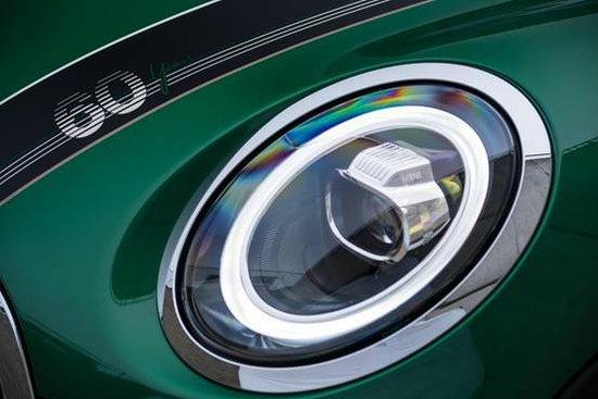 MINI 品牌推出60周年纪念版车型--传统运动精神与经典英伦格调的完美融合