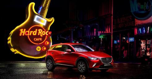 """初夏""""趣""""旅行!Mazda CX-3带你玩转自驾游"""