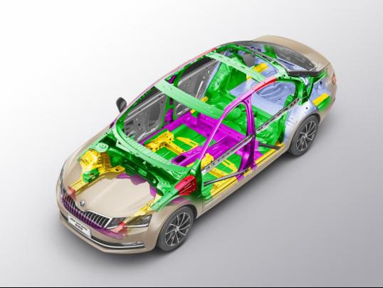 新增1.6L自动版 斯柯达新明锐和向往一起前行