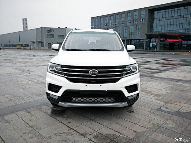 将于上海车展亮相 斯威X3/斯威X7 6AT