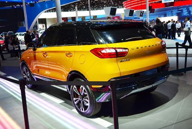 猎豹CS9将上海车展上市 配12寸中控液晶屏