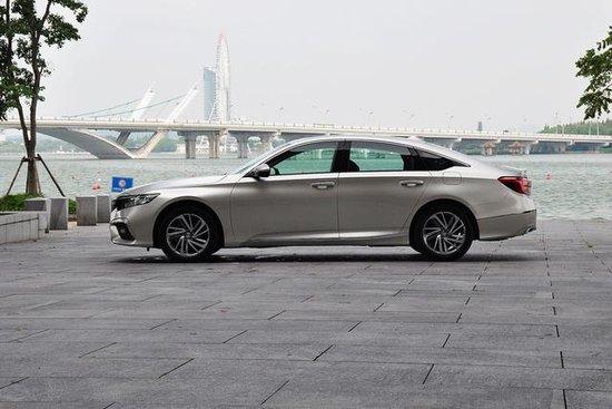 东风本田INSPIRE正式上市,两种动力系统可选,售18.28-24.98万元