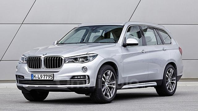 宝马全尺寸SUV X7海外售价曝光 令人心动